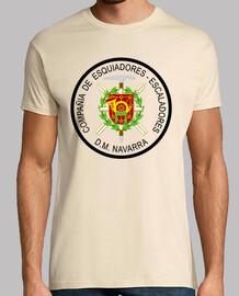 Camiseta Cia. E.E. D.M. Navarra mod.7