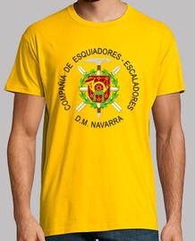 Camiseta Cia. E.E. D.M. Navarra mod.8
