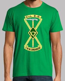 Camiseta Cia. E.E. E.M.M. Candanchú mod.1