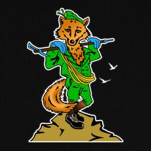 T-shirt t-t-shirt cia ee m schifo ta fox mod2