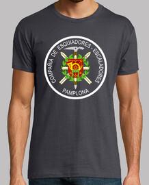 Camiseta Cia. E.E. Pamplona mod.1