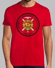 Camiseta Cia. E.E. Pamplona mod.5