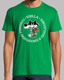 Camiseta Cia. E.E. Viella Lobito mod.3