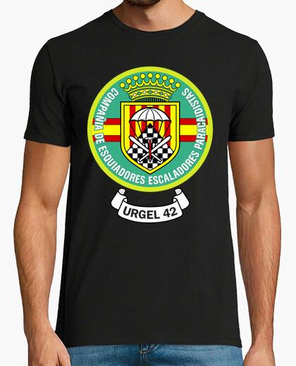 Camiseta Cia. E.E.P. Urgel 42 mod.1