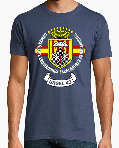 Camiseta Cia. E.E.P. Urgel 42 mod.7