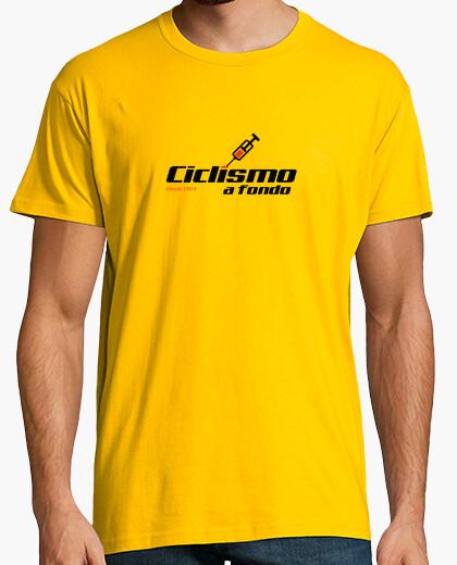 Camiseta Ciclismo a fondo