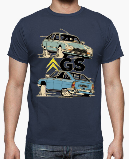 Camiseta CITROËN GS
