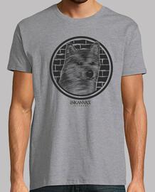 Camiseta Clásica - inKanvas LOBO WALL