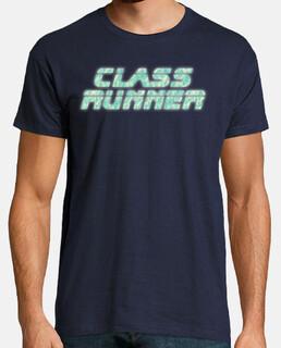 Camiseta Class runner