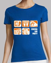 camiseta clp2006 mujer