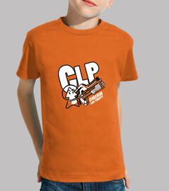 camiseta clp2012 niño