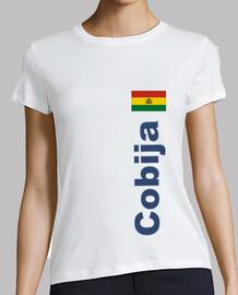 Camiseta Cobija Bolivia