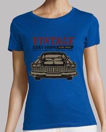 Camiseta Coche Vintage