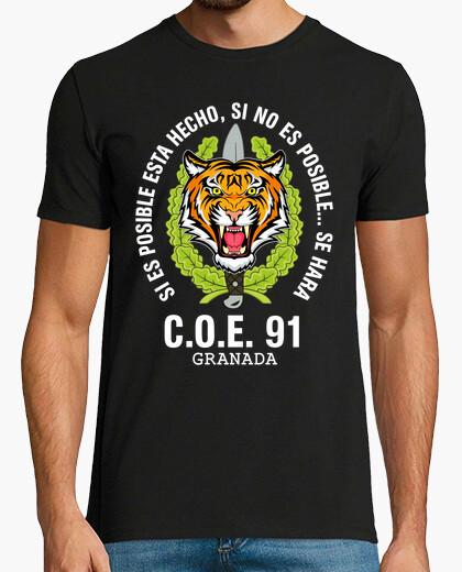 Camiseta COE 91. Granada mod.1