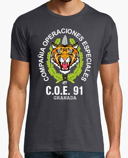 Camiseta COE 91. Granada mod.2