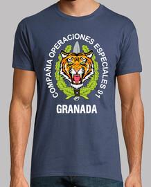 Camiseta COE 91. Granada mod.3