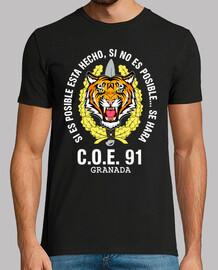 Camiseta COE 91. Granada mod.4