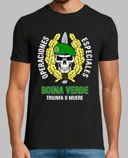Camiseta COE Calavera mod.3