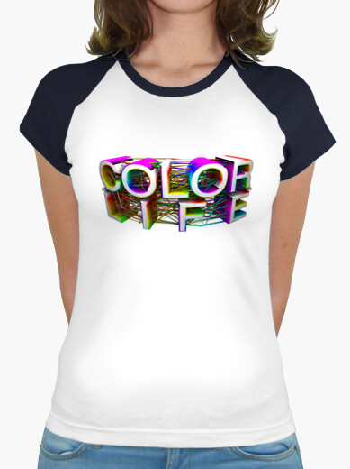 Camiseta Color Life