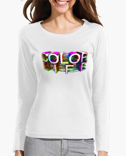 Camiseta Color Life