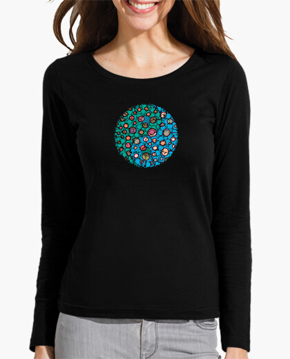 Camiseta Colorful Ying & Yang