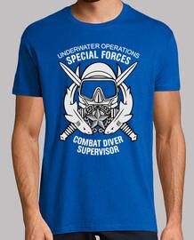 Camiseta Combat Diver mod.01