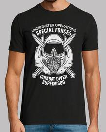 Camiseta Combat Diver mod.05