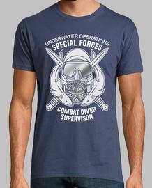 Camiseta Combat Diver mod.06