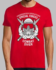Camiseta Combat Diver mod.07