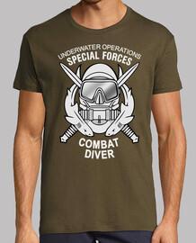 Camiseta Combat Diver mod.08