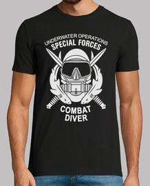 Camiseta Combat Diver mod.09