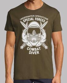 Camiseta Combat Diver mod.11