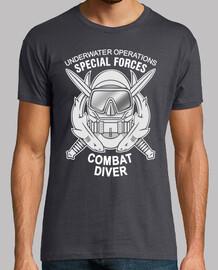 Camiseta Combat Diver mod.12