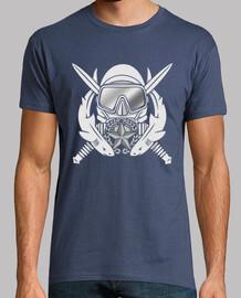 Camiseta Combat Diver mod.16
