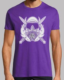 Camiseta Combat Diver mod.17