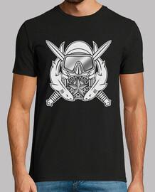 Camiseta Combat Diver mod.18