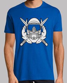 Camiseta Combat Diver mod.19