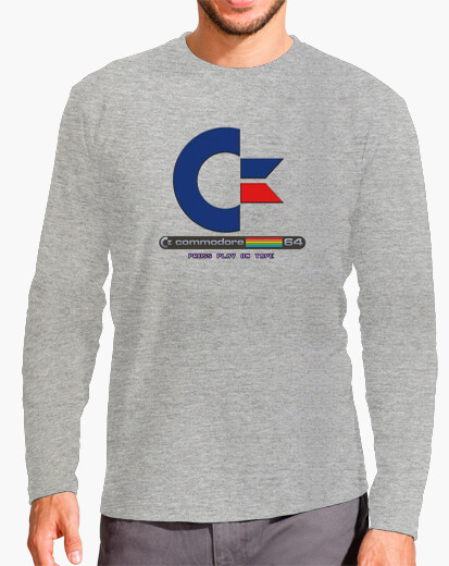 Camiseta Commodore 64 CP2