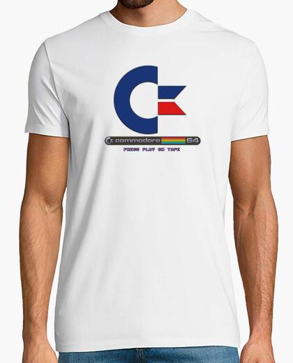 Camiseta Commodore 64 CS1