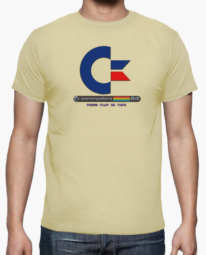 Camiseta Commodore 64 CS2