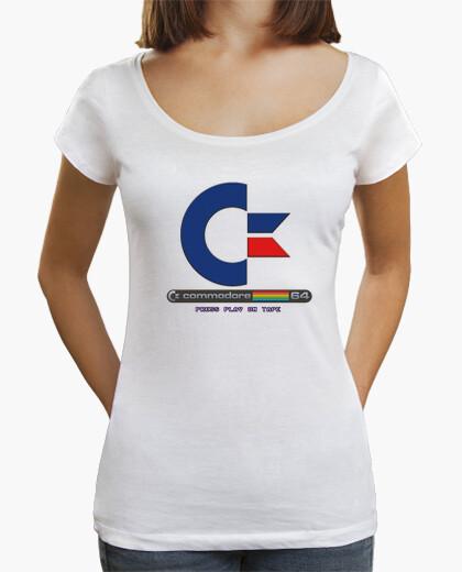 Camiseta Commodore 64 FK1