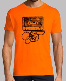 Camiseta con Cinta de Casette