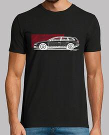 Camiseta con el dibujo del Alfa Romeo 159