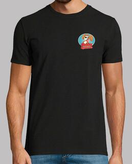 Camiseta con el logo de www.hobbymascotas.com