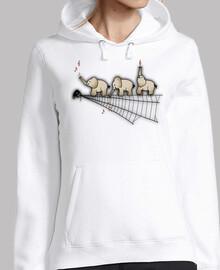 Camiseta con Elefantes