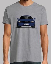 Camiseta con mi dibujo del Audi TT