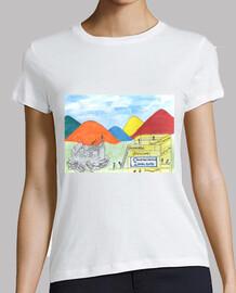 Camiseta construyendo igualdad