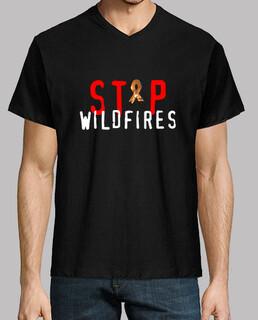 Camiseta contra los incendios
