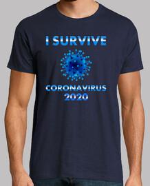 Camiseta Coronavirus