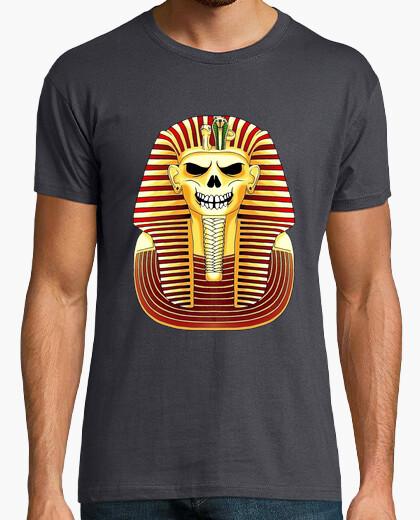 Camiseta cráneo faraón